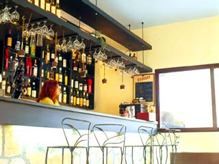 Princess Lanassa Hotel: bar