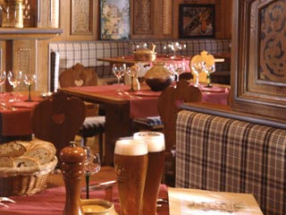 Le Chateau de l'Ile: Bar