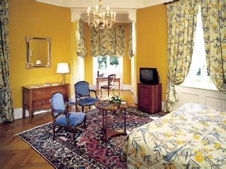 Le Chateau de l'Ile: Room