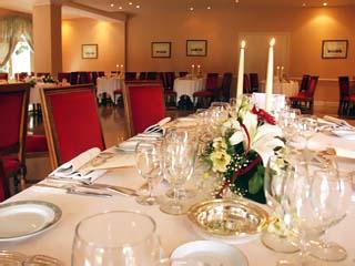 Le Chateau de l'Ile: Restaurant