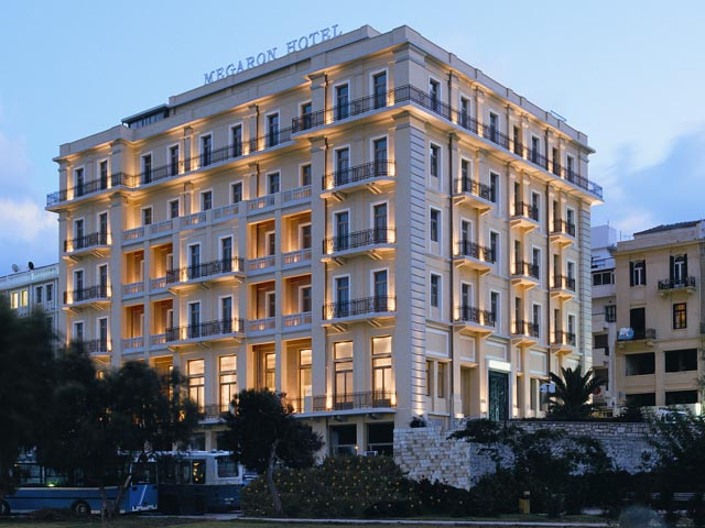 Special Offer for GDM Megaron Luxury Hotel - Special offer up to 30% Reduction !! LIMITED TIME