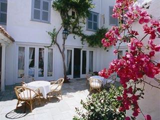 Leto Hydra Hotel - Exterior View