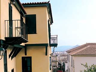 Kapodistrias Traditional House - Exterior View