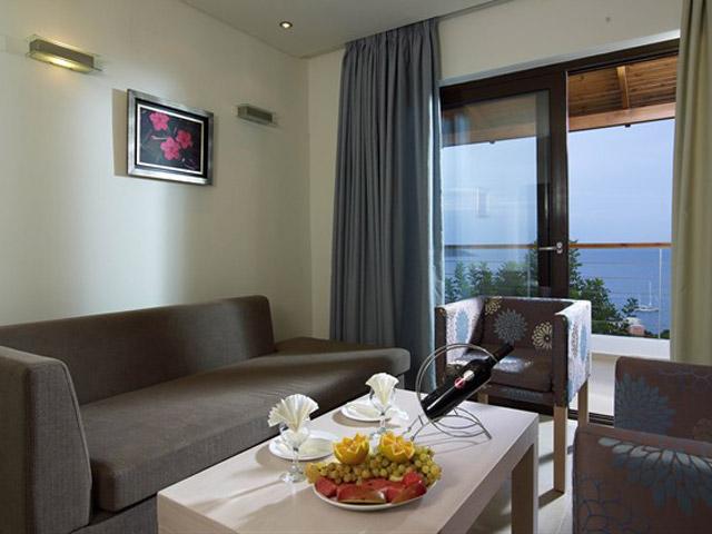 Elounda Ilion Living Room