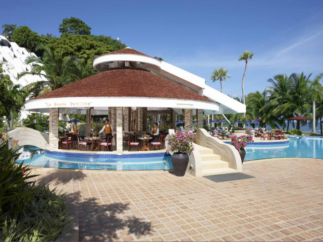 Royal Cliff Wing Suites & Spa: La Ronde