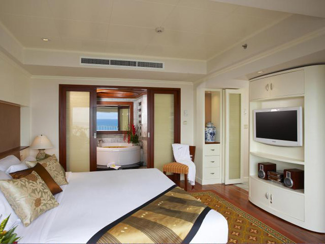 Royal Cliff Wing Suites & Spa: Royal Wing Suite