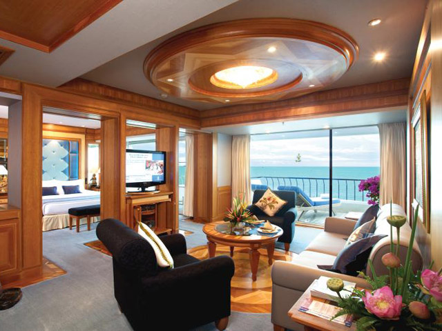 Royal Cliff Wing Suites & Spa: Presidential Suite