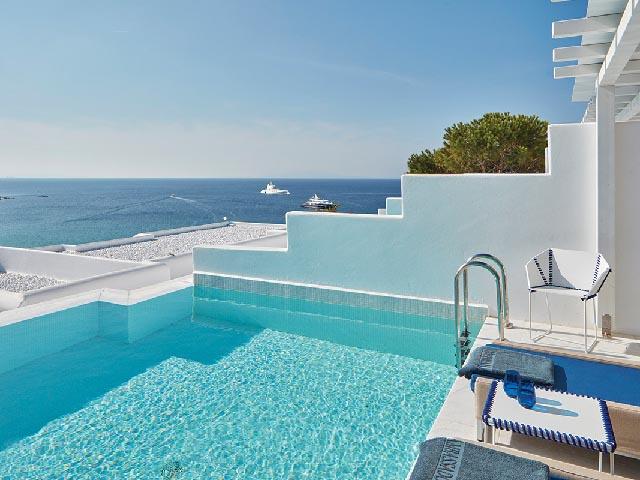 Myconian Ambassador Hotel & Thalasso Center: