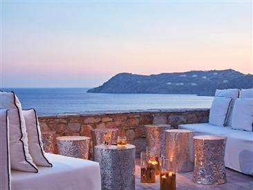 Myconian Imperial Hotel & Thalasso Center, hôtel de luxe à Elia ...