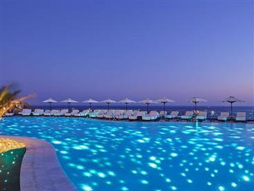 Royal Myconian Hotel & Thalassa Spa, hôtel de luxe à Elia ...