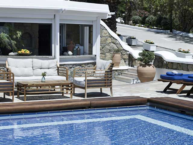San Marco Hotel Mykonos: