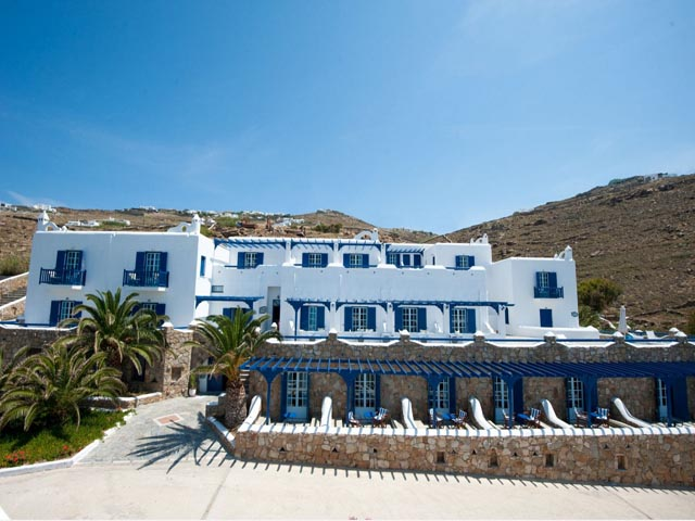 Special Offer for San Marco Hotel Mykonos - Special 5=4 Free Nights !! LIMITED TIME !! 11.09.17 - 15.10.17 !!