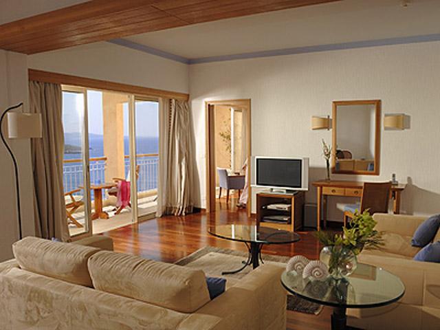 Thalassa Boutique Hotel & Spa: Hephaestus Executive Suite