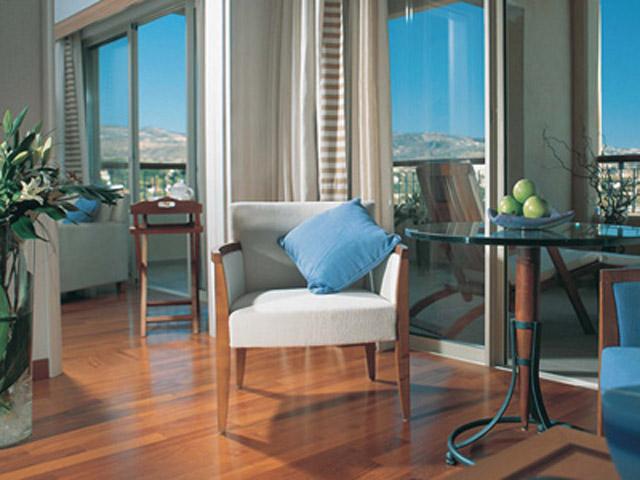 Thalassa Boutique Hotel & Spa: One Bedroom Superior Suite