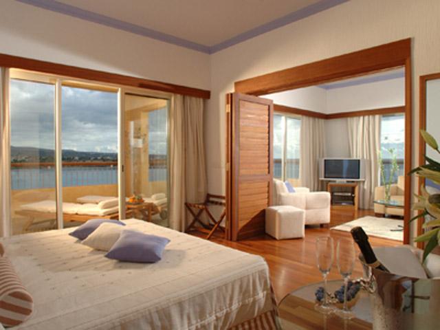 Thalassa Boutique Hotel & Spa: Superior Suite