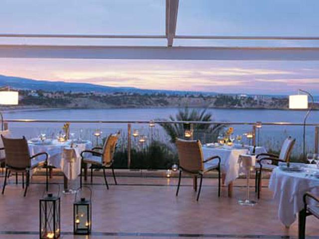 Thalassa Boutique Hotel & Spa: Psari Restaurant