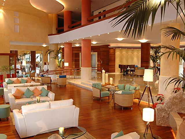 Thalassa Boutique Hotel & Spa: Lobby