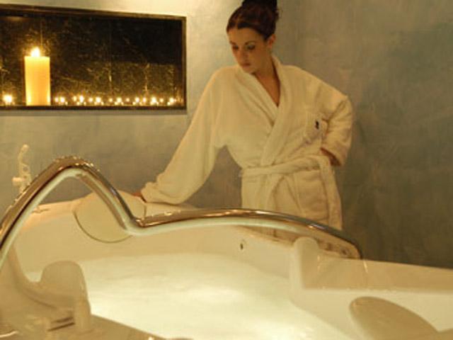 Thalassa Boutique Hotel & Spa: Hydrotherapy