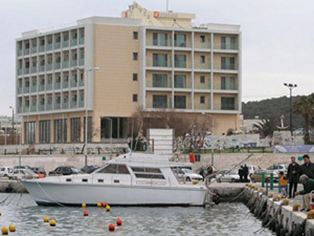 Avra Hotel Rafina - Exterior View