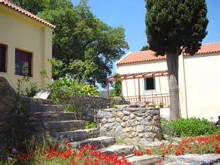 Avdou Villas - Exterior View