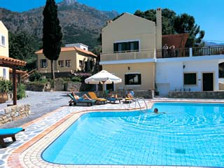 Avdou Villas - Swimming Pool
