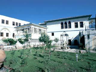 Sinasos Rose Mansions