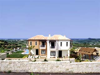 Athina Luxury Villas: Exterior View