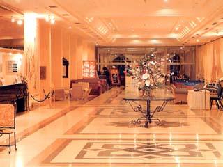 Surmeli Efes Hotel & Resort: Lobby
