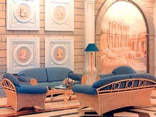 Surmeli Efes Hotel & Resort: Hall