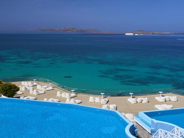 Saint John Hotel Villas & Spa: