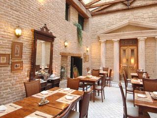 Byzantino Hotel Patra - Interior View