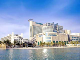 Beach Rotana Hotel & Towers