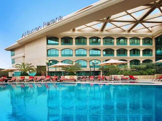 Special Offer for Al Bustan Rotana Hotel - Special Offer up to 30% Reduction & Kids Stay FREE !! LIMITED TIME