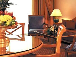 Al Ain Rotana Hotel: Hall