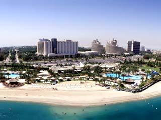 Hilton International Abu Dhabi