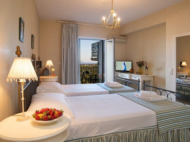 Agnantia Apartments: