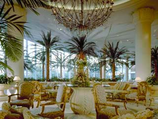 Sheraton Jumeirah Beach Resort and Towers: Lobby