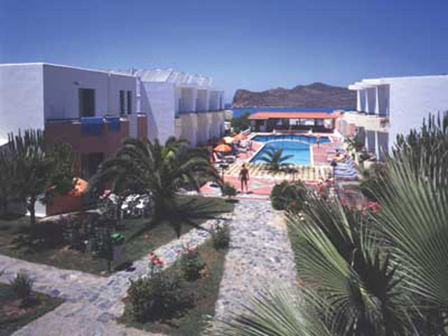 Apladas Beach Resort Hotel: