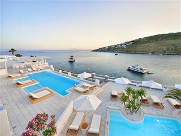 Nissaki Boutique Hotel, hôtel de luxe à Platis Gialos ...