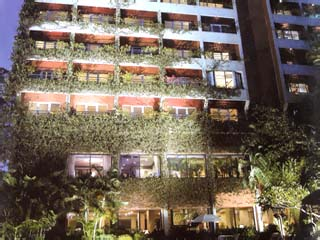 Vivanta By Taj M G Road Ex Residency Hotel Exterior View At