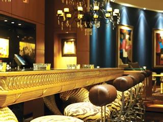 Grand Hyatt Dubai: Bar