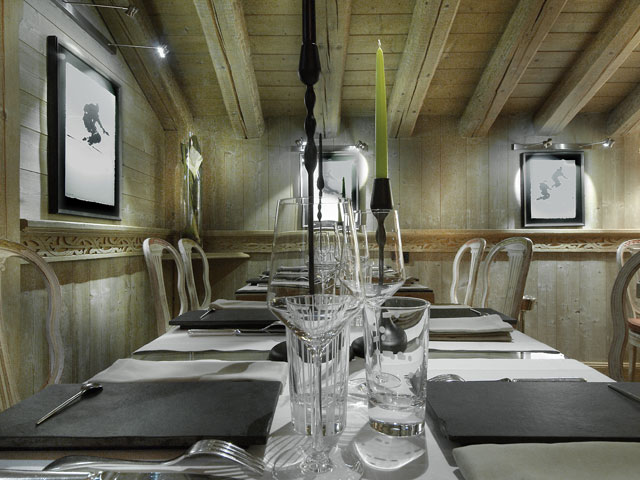 Le Kilimandjaro Hotel: Restaurant