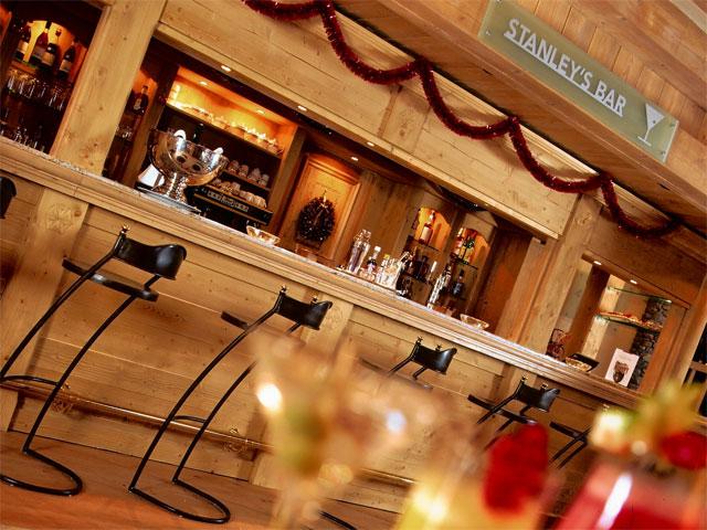 Le Kilimandjaro Hotel: Bar