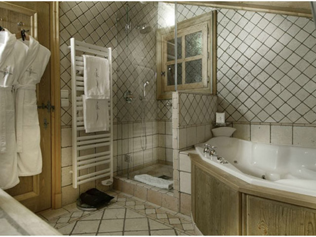 Chambre 26 - Bathroom