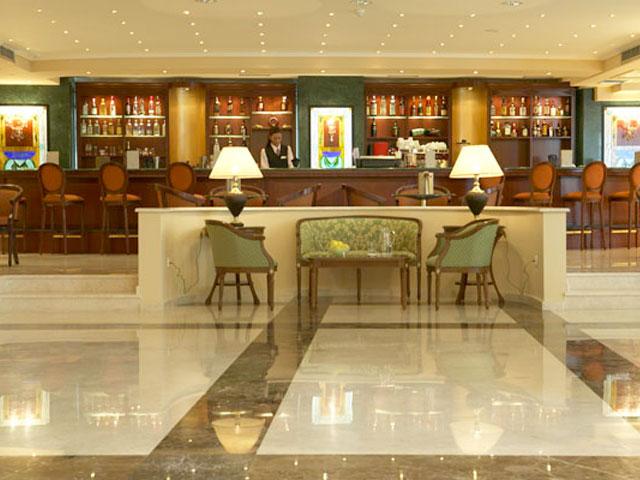 Grand Hotel Palace: Marco Polo Bar