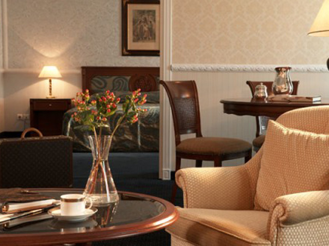 Grand Hotel Palace: Presidential Suite