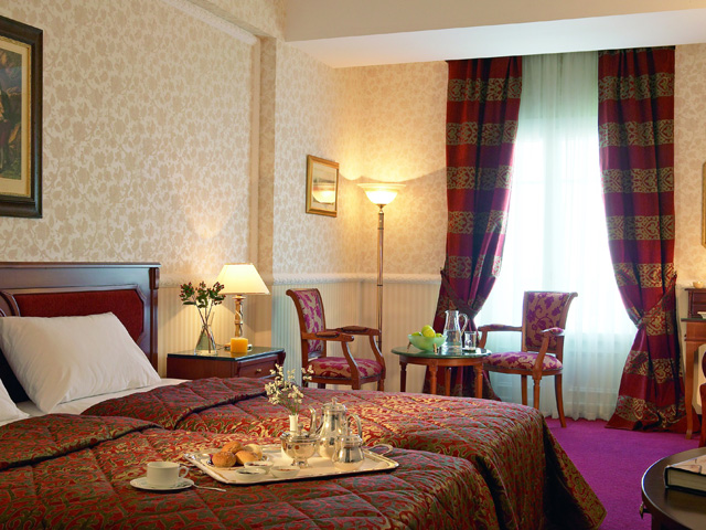 Grand Hotel Palace: Bedroom