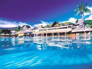 hôtel de luxe tahiti