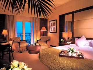 Danat Resort Jebel Dhanna: Room