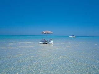 Danat Resort Jebel Dhanna: Beach